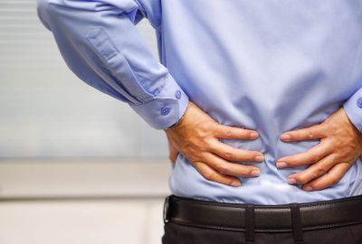 5เหตุผลในการฝังเข็มสำหรับอาการปวดหลัง